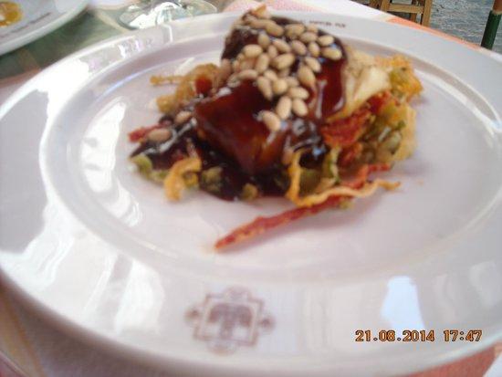 El Fogon Sefardi Restaurante: Tapa 2008, para mi la mejor. Solo 3 euros.