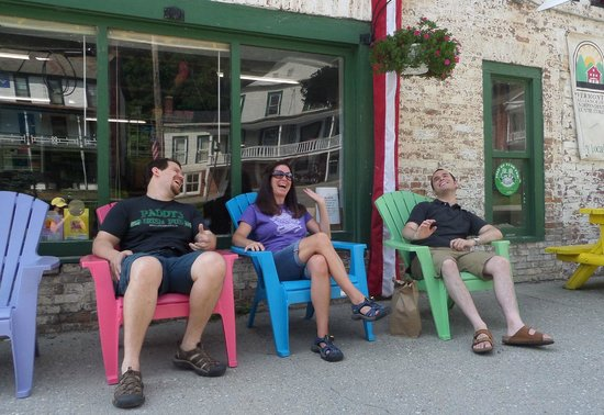 Backroad Discovery Tours: General Store