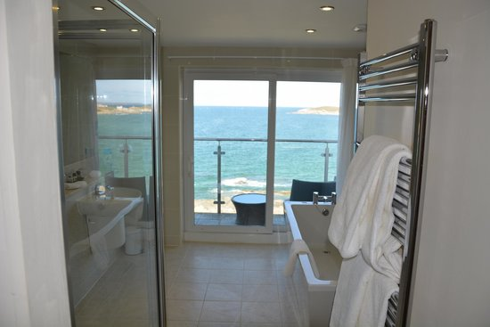 Fistral Beach Hotel and Spa: what a view