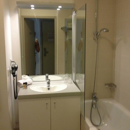 Residhome Appart Hotel Saint-Charles : Bagno