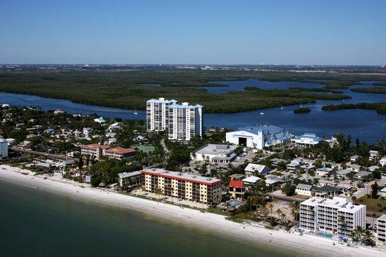 Seaside An All-Suite Resort: Bird's eye view