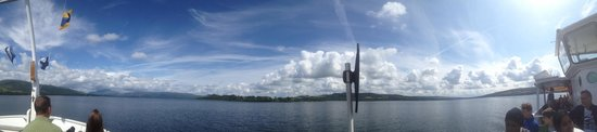 Loch Lomond Shores: Sky views