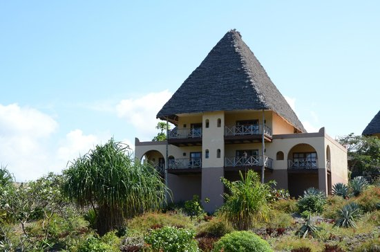 Neptune Pwani Beach Resort & Spa: by day