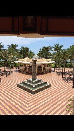 Hotel Riu Vallarta : The Main Square
