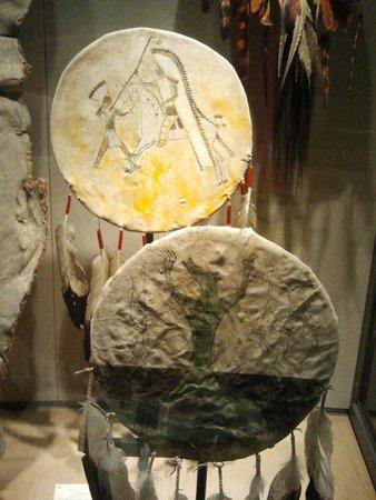 Museum of the Plains Indian: Pinturas descriptivas