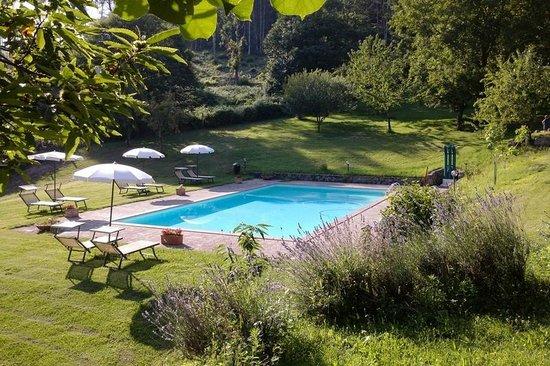 Hotel Relais San Lorenzo: ottima piscina