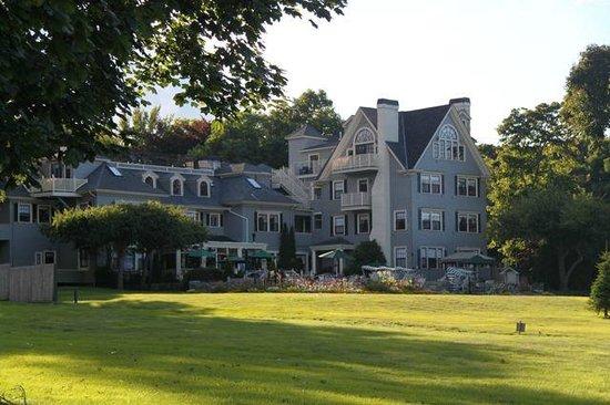 Balance Rock Inn: Main Inn