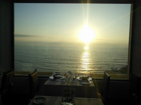 Ô Hotel Golf Mar: sala de refeições