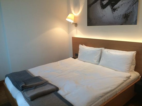 Misafir Suites 8 Istanbul: Bed