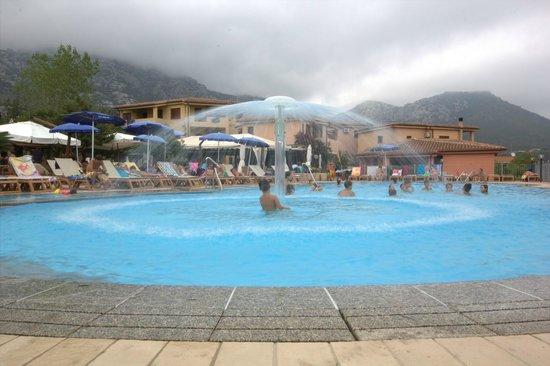 Parco Blu Club Hotel Resort : la piscina