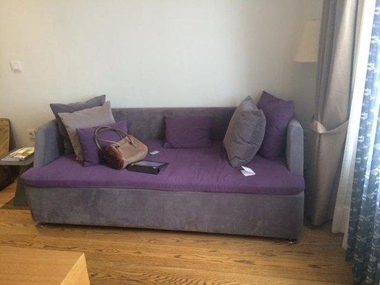Misafir Suites 8 Istanbul: Rest area