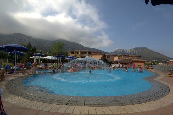 Parco Blu Club Hotel Resort : piscina