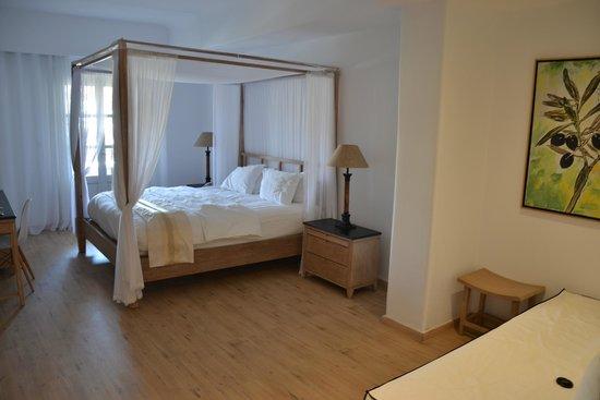 Palladium Boutique Hotel : La chambre
