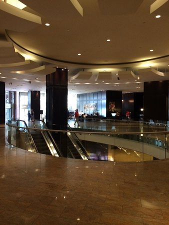 InterContinental Toronto Centre: Foto do Lobby