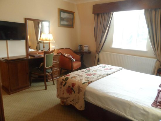 Bloomfield House Hotel, Leisure Club & Spa : Room 455