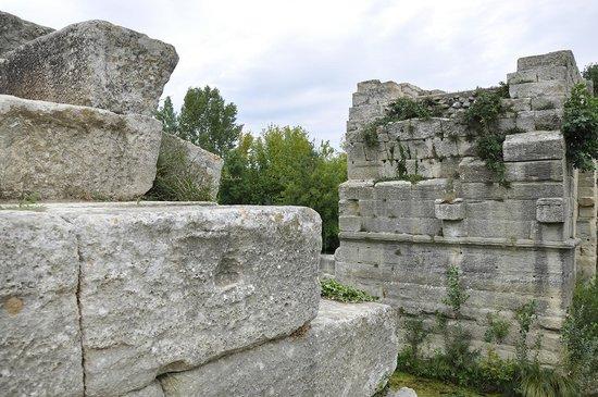 Ambrussum Archeology Site