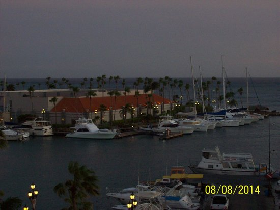 Renaissance Aruba Resort & Casino: View from our room
