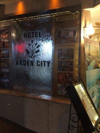 Arden City Hotel: Aderin city hotel