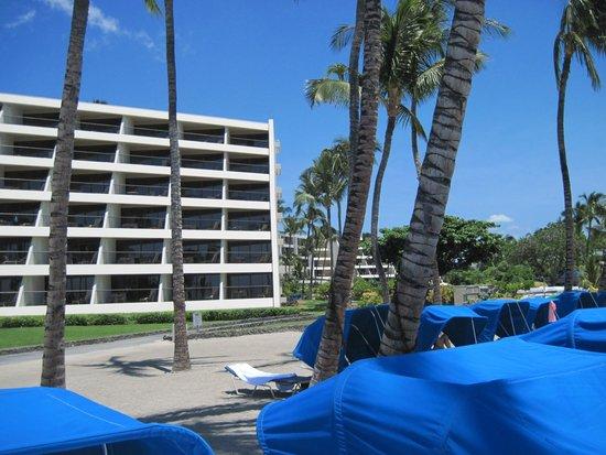 Mauna Lani Bay Hotel & Bungalows : Hotel