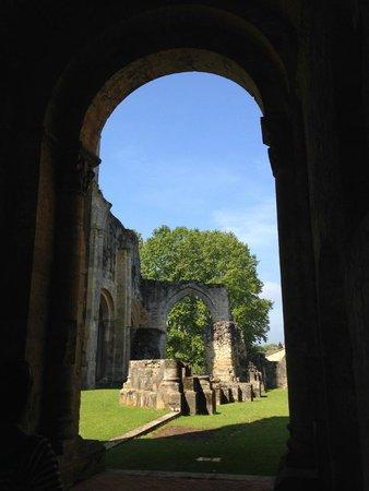 Abbaye de la Sauve-Majeure