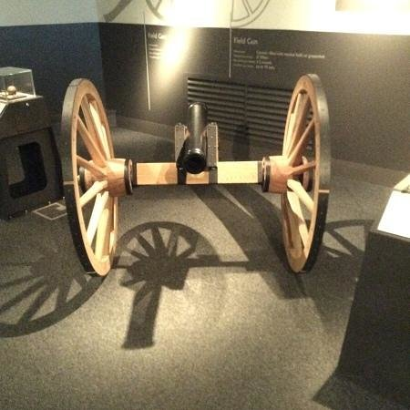 Culloden Battlefield : Field Artillery