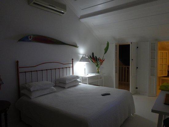 Pousada Casa de Paraty: Suite in the main house