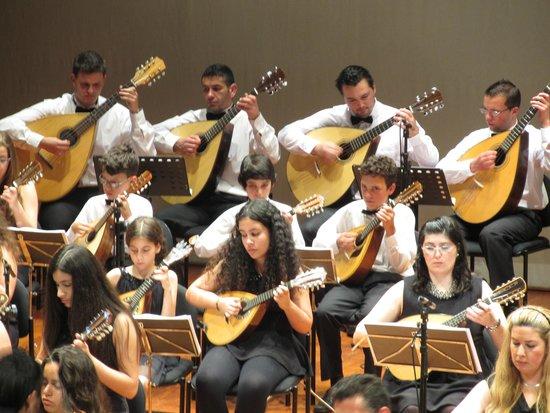 Madeira Mandolin Orchestra : Die Bandolas