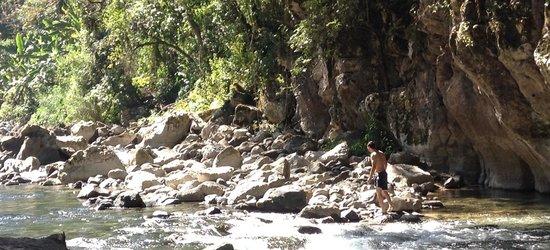 Puente de dios tamasopo s l p foto di ciudad valles for Jardin quinta kelly san luis s l p