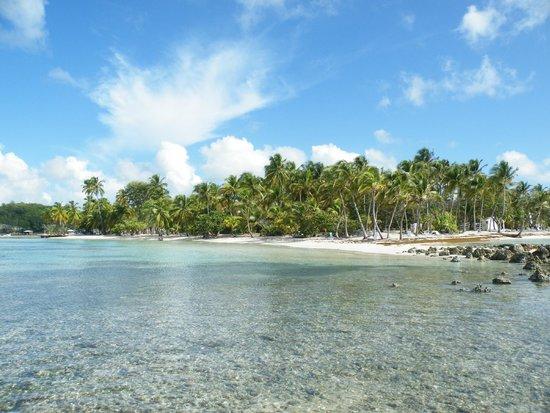 Club Med La Caravelle : Spiaggia dell'hotel