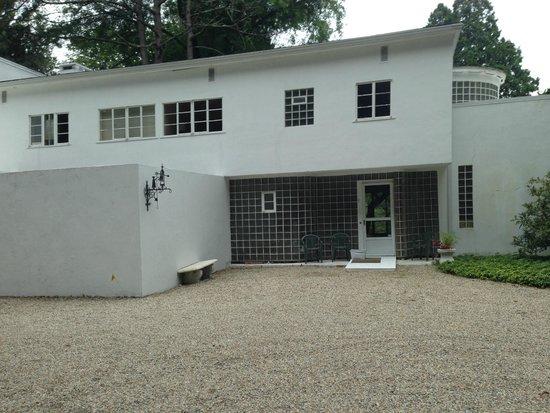 Frelinghuysen Morris House & Studio: Part of the house