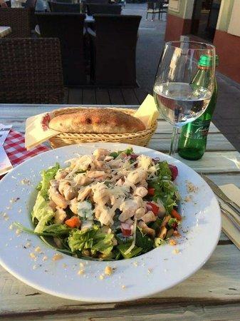 Astoria City Cuisine: Best salat