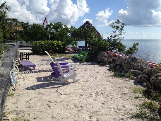 Kawama Yacht Club : Beach
