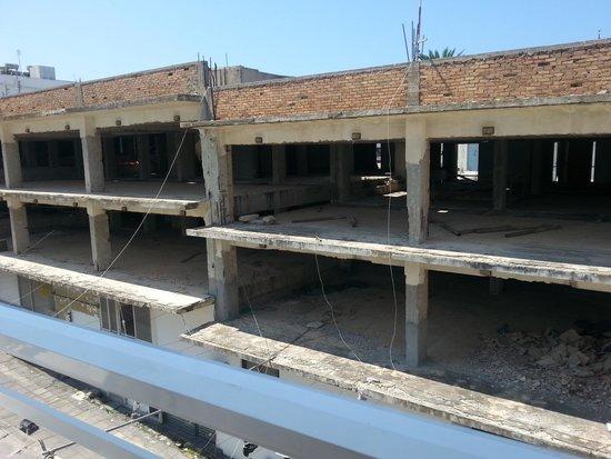 Noufara City Hotel : veduta della stanza