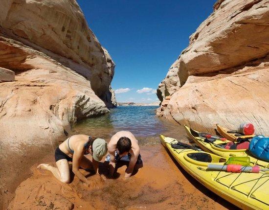 Hidden Canyon Kayak: The Lost Sandal