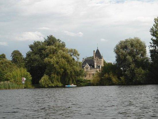 Potsdam per Pedales : Griebnietzsee