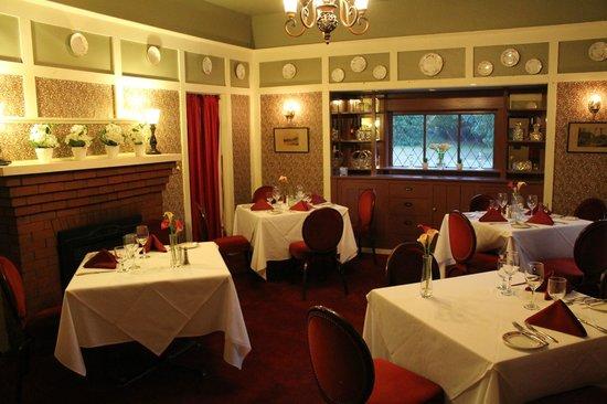Quamichan Inn : Dinning room