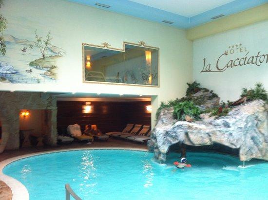 Hotel la Cacciatora Wellness & Beauty: La Piscina
