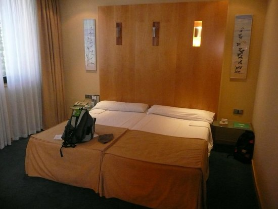 Abba Madrid Hotel: Room