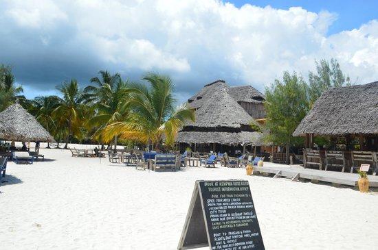 Kendwa Rocks Beach Hotel : b