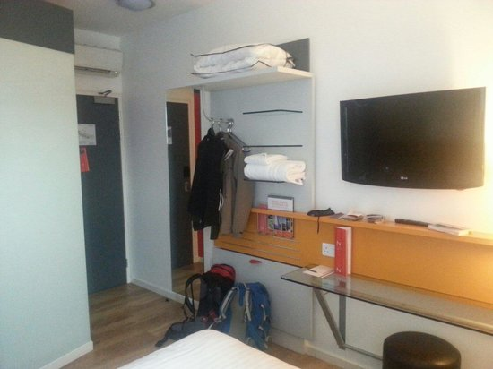 Sleeperz Hotel Newcastle: Camera
