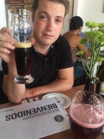 Cerveceria Crisanta: Excelente lugar..