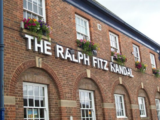 The Ralph Fitz Randal: RFR