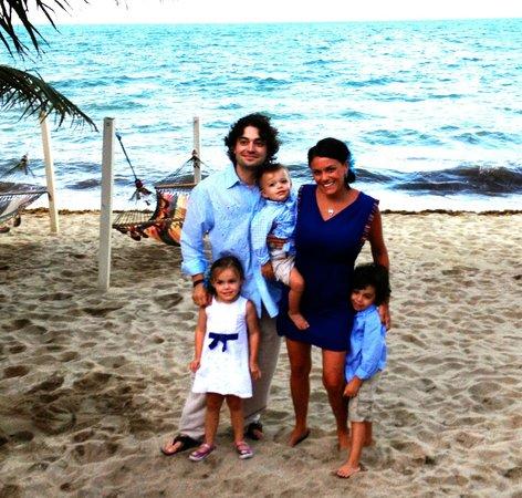 Villa Verano : Sandy beach