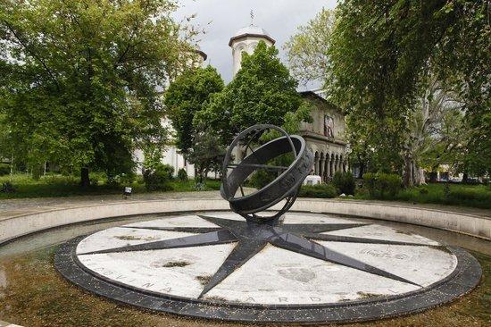 Kilometre Zero Monument