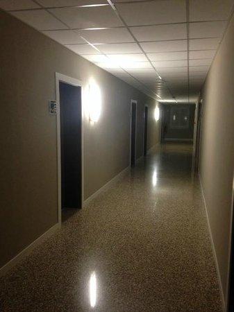 Hotel Regina: Corridoio secondo piano