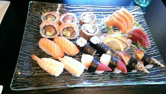 St. Sushi: Yokoyama set