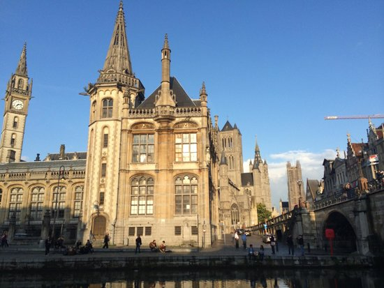 Ghent City Center: Gent