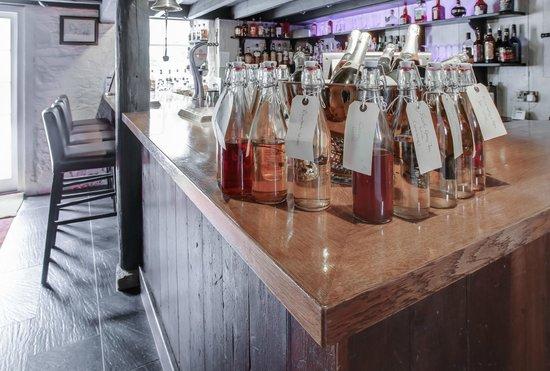 Stocks Hotel: Sark country wines
