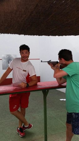 HSM Canarios Park : Rifle shooting