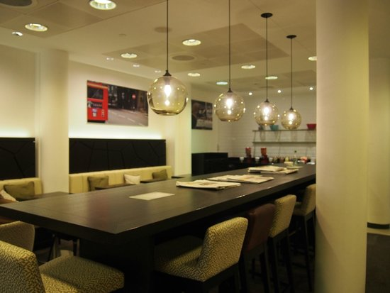 DoubleTree by Hilton London - Westminster: Executive Lounge